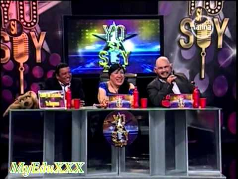 El Especial del Humor 27-04-13 DJ JB y su AGUITA DE COCO en YO SI SOY [2da. parte] 8-8