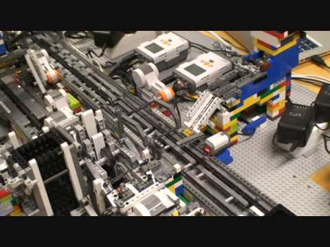 The LEGO Factory at Chalmers