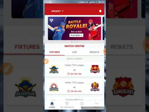 (100% winning) RCB Vs RR (53th ipl match dream11 team 2018 ( R.C.Bangelore vs Rajasthan Royal)