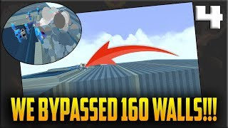 WE BYPASSED 160 WALLS!!! | VanityMC #4 (Minecraft Factions)