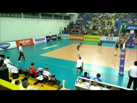 Río 2016: Perú jugará contra el Rio Do Sul de Brasil (Vídeo)