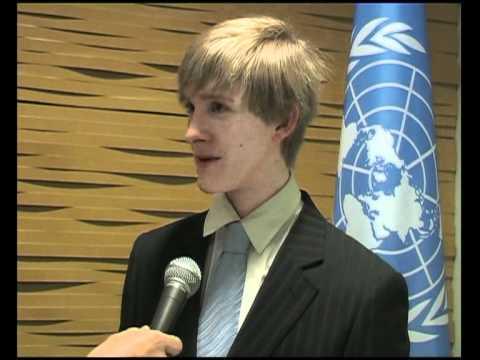 MaximsNewsNetwork: U.N. CITIZEN AMBASSADORS & U.N. S-G  BAN KI-MOON (UNTV)