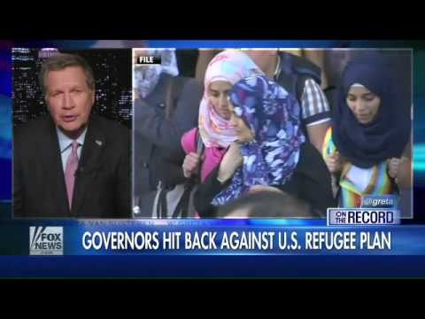Gov. Kasich: Why Ohio opposes taking Syrian refugees
