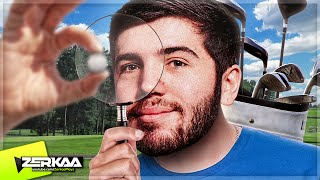 GOLF WITH TINY BALLS! (Golf with Friends)