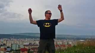 Galeata lui Dumnezo - Unguru' Bulan si Batman vs. Spiderman IceBucketChallenge