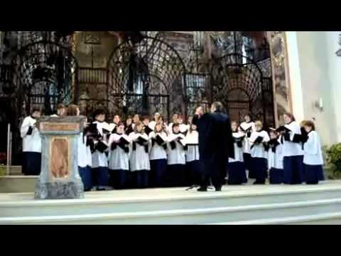 O salutaris hostia (Lavinio Virgili) - Scuola Corale della Cattedrale di Lugano