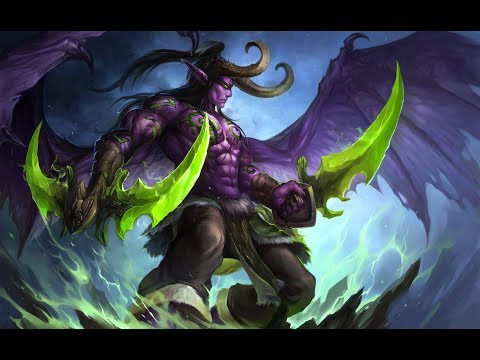 WarCraft 3: Reign of Chaos - Night Elf Campaign #6 - A Destiny of Flame and Shadow