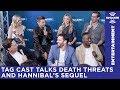TAG cast on death threats and Hannibal Buress' sequel