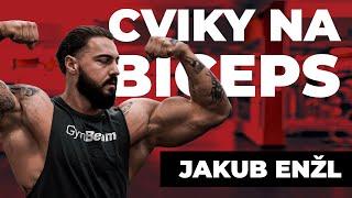 Nejlepší cviky na biceps 💪   Jakub Enžl   GymBeam
