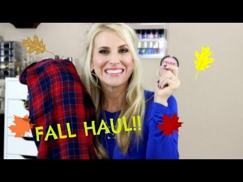 FALL MAKEUP & FASHION HAUL!! | Dior, Ulta, F21 and More!!