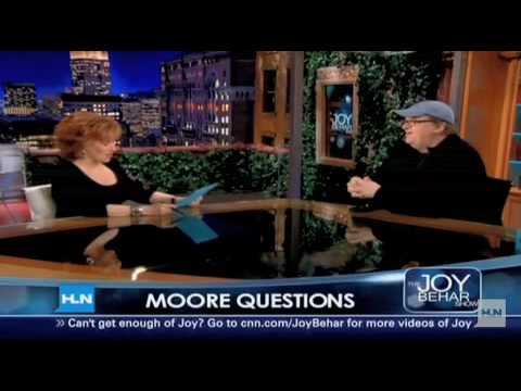 Michael Moore on 'The Joy Behar Show' - March 11th, 2010