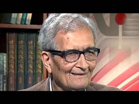 Politics stalling Food Security Bill: Amartya Sen to NDTV