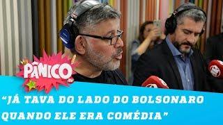 Frota: 'Sou grato ao Bolsonaro, mas nós também o ajudamos muito'