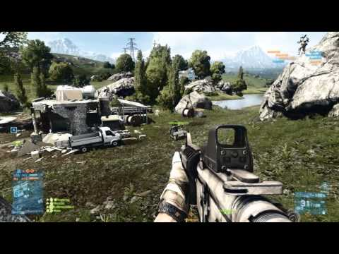 Similar loadout slots to battlefield 3 with the exception