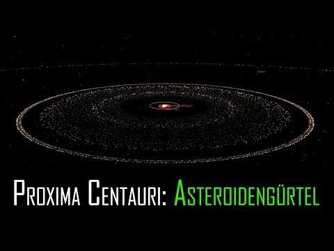 Proxima Centauri: Asteroidengürtel Entdeckt