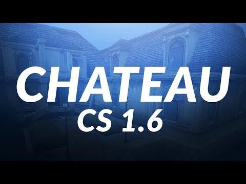 CHATEAU UN MAPA HISTORICO OLVIDADO - CHATEAU CS 1.6 REVIEW