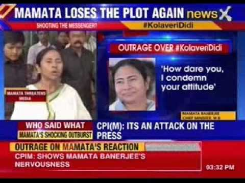 Mamata hits out at media over her aide's arrest, says 'I should have arrested you'