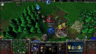 TH000(HU) vs Moon(NE) - WarCraft 3 Frozen Throne - RN3365