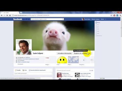 Cómo subir fotos a Facebook, cómo borrar fotos de Facebook y cómo usar los álbumes (act. 2013)