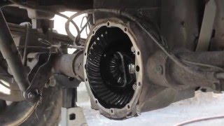 Welding the Diff | Drift Truck