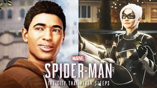 All Miles Morales Conversations - Spider Man PS4 THE HEIST