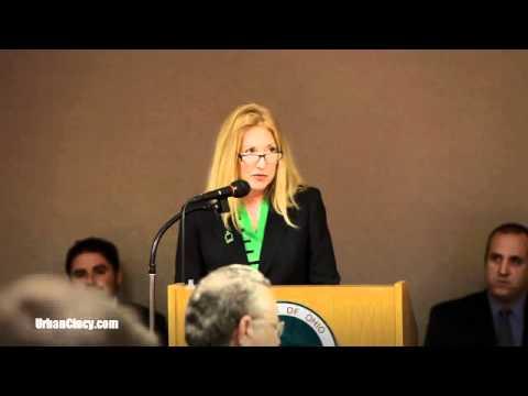 Streetcar speech to TRAC members, 4-2011