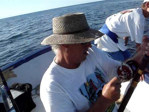GROUPER FISHING IN MEXICO