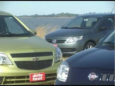 Triple Comparativo: Fiat Uno. Chevrolet Agile. VW Gol Trend - Matías Antico - Martín Sacán - 2/2