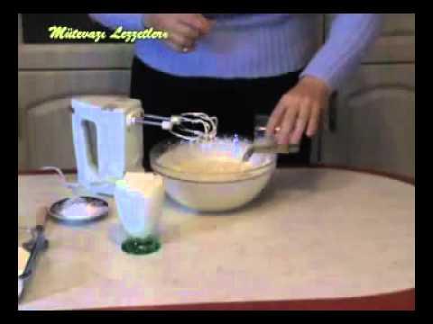 Sütlü Kek Yapımı - www.gidasayfasi.com -