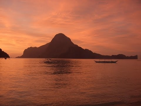 Palawan, Philippines western frontier and perhaps a heavenly place on earth