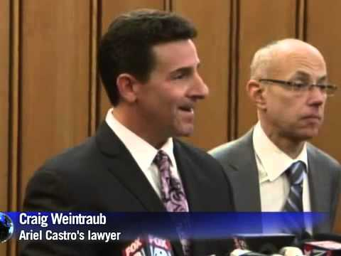 Castro Pleads Not Guilty In Kidnapping And Rape Case video