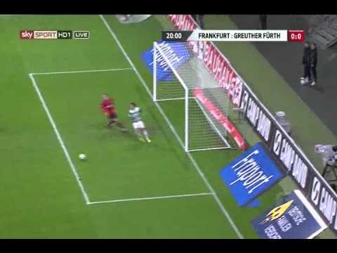 Eintracht Frankfurt - Greuther Fürth Edgar Prib FAIL 12.12.2011