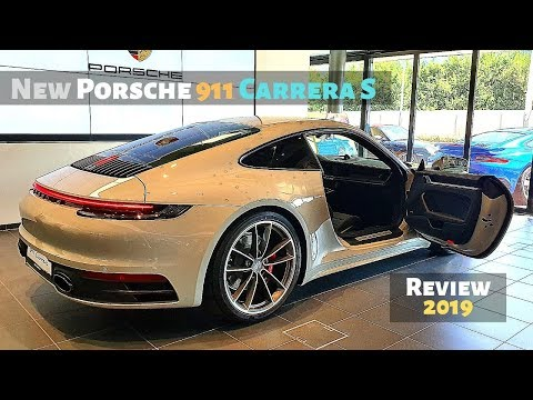New Porsche 911 Carrera S 2019 Review Interior Exterior