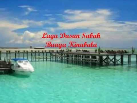 Lagu Dusun Sabah - Buaya Kinabalu