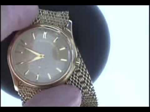 President Lyndon B Johnson's Wristwatch - Time in Office Exhibit