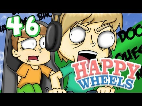 BIKE IS A TRAITOR!! - Happy Wheels - Part 46