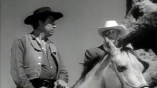 26 Men - The Big Rope, S01E10 * Full Episode, Classic Western TV show