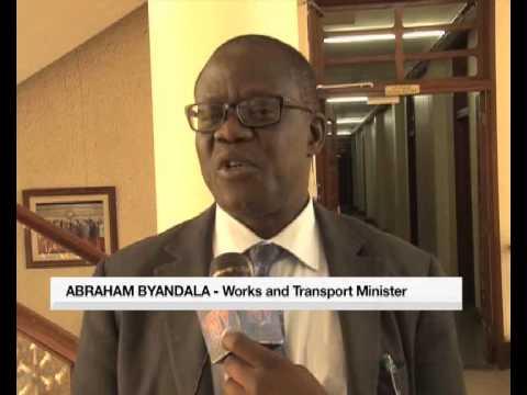 Byandala snubs police summons over Mukono-Katosi road