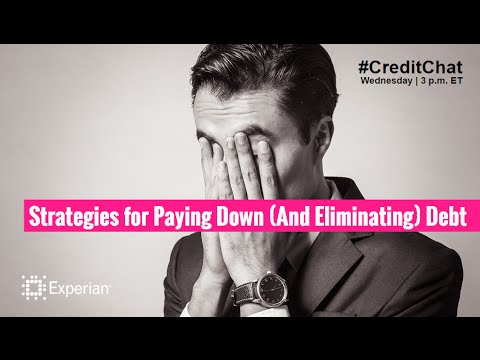Strategies For Paying Down And Eliminating Debt W Leslie H