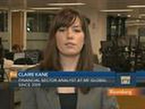 MF's Kane Says Growth `Difficult' for Spanish Banks