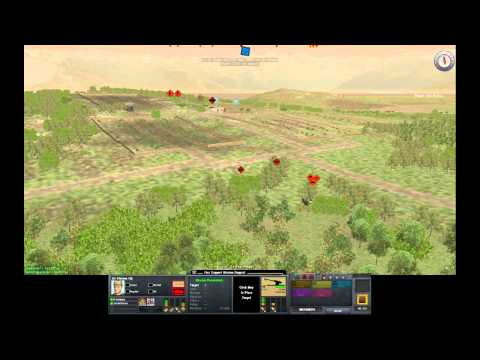 Combat Mission Afghanistan battle gameplay