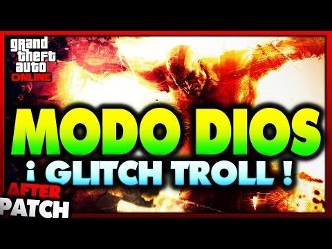 GLITCH-GTA 5 Online 1.22-Modo Dios GLITCH [Nengo-HD]-GTA 5 Glitch Invencible TRUCO!!!