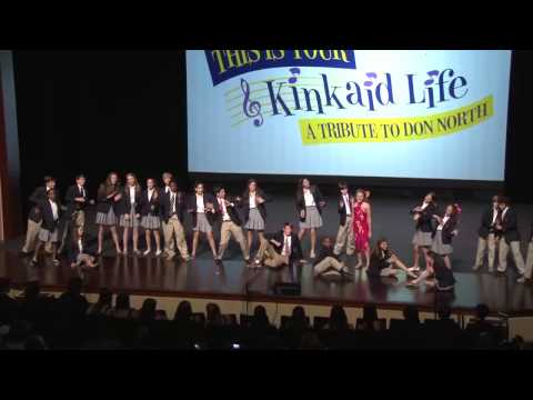 The Kinkaid School - Don North's Retirement Celebration Part 3