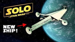 """Han Solo Movie - NEW Star Destroyer """"Mega Ship"""" to Appear in the Film! Details Revealed!"""