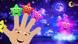 Gia Đình Ngón Tay Ngôi Sao | Star Finger Family