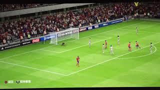 FIFA 19 UT Herrera superb long range top left corner finesse knuckle ball