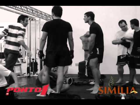 Ponto 1 - Kickboxing Sparring Session (28-07-12) - Parte 1 Image 1