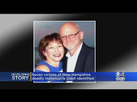 7 Motorcyclists Killed In Randolph, NH Crash Identified