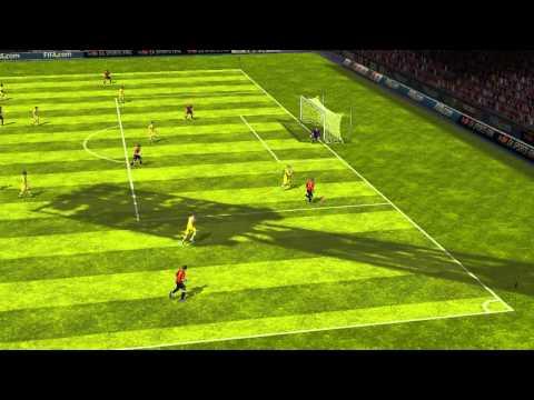 FIFA 14 Android - burak354 VS Sheffield Utd