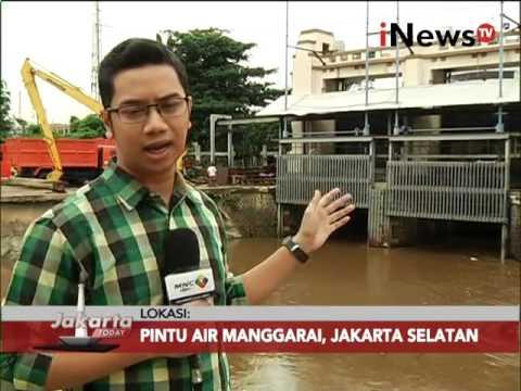 Live Report: Muhamad Syahreza, waspada banjir siaga 3 - Jakarta Today 11/02